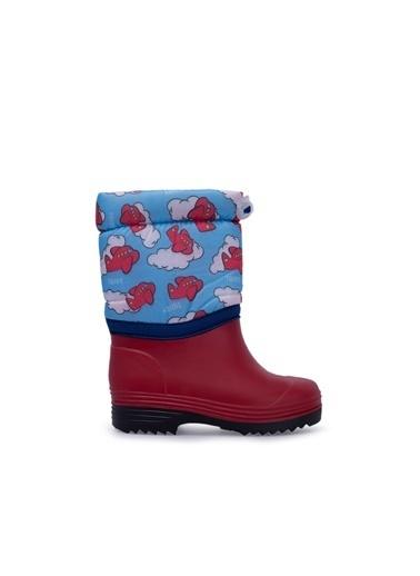 Twigy Yağmur Çizmesi Kırmızı